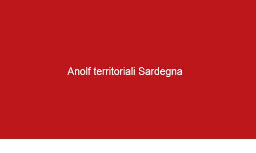 Anolf Territoriali Sardegna