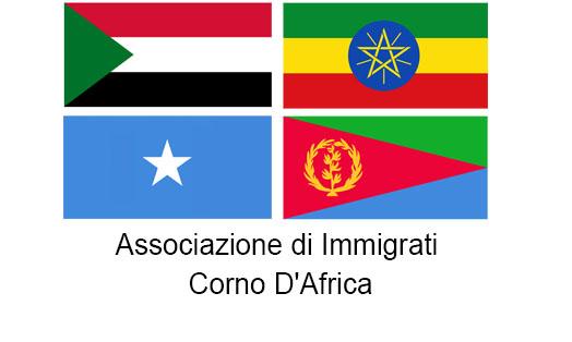 Logo Associazione di Immigrati Corno D'Africa