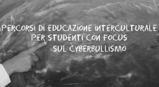 percorsi interculturali su cyberbullismo