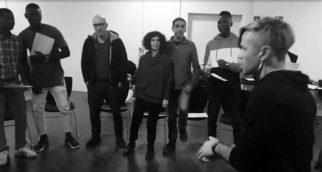 Foto quarto incontro laboratorio teatrale