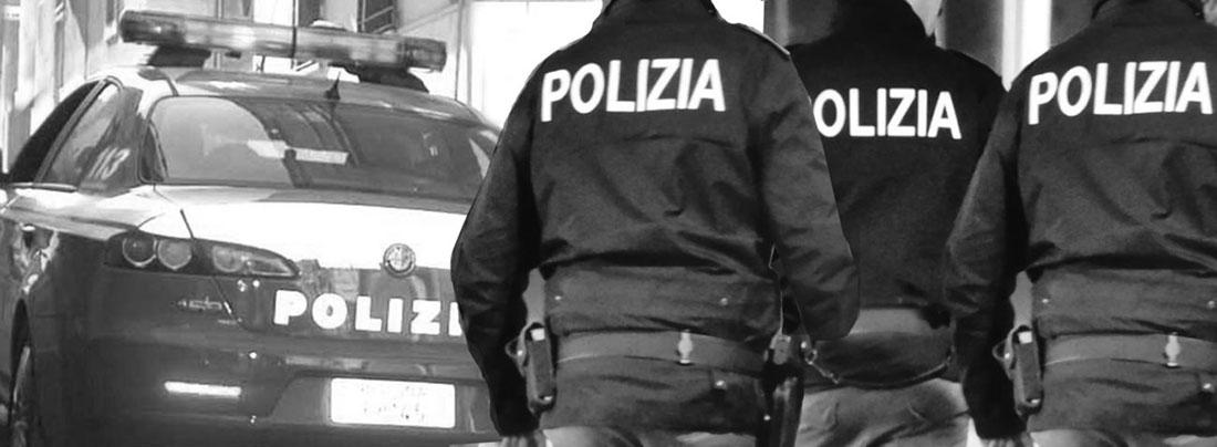 Foto polizia di stato