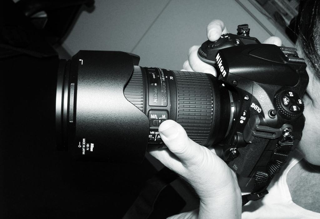 Foto macchina fotografica