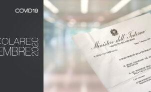 Circolare 7 dicembre del Ministero degli Interni