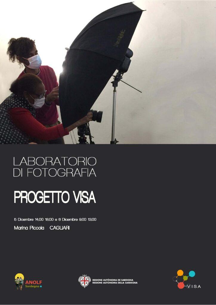 Locandina corso di fotografia-Progetto VISA